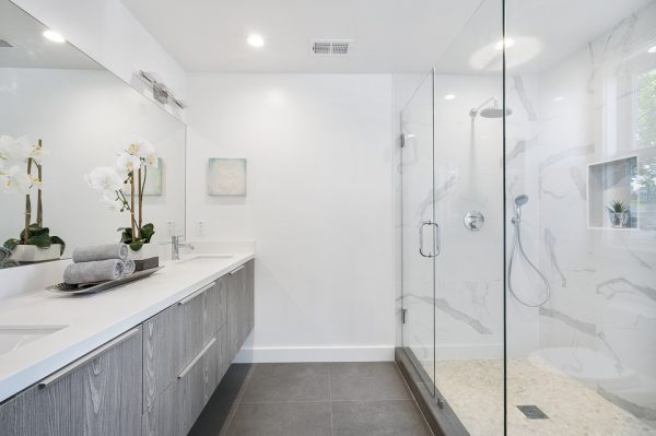 Inbouwspots badkamer geven de perfecte verlichting