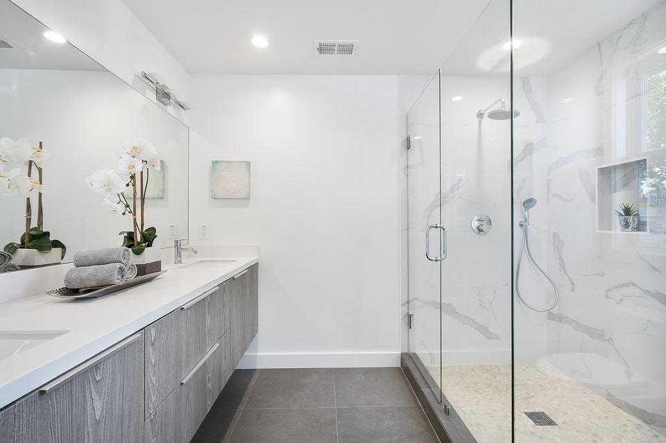Inbouwspots badkamer